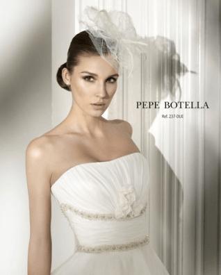 Vestido de Pepe Botella Colección Due
