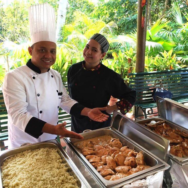 Cheff Mendoza Catering