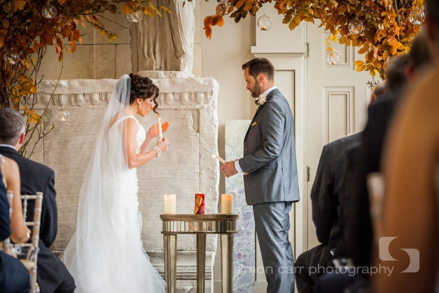 Autumnal Wedding at Aynhoe Park - Stylish Events