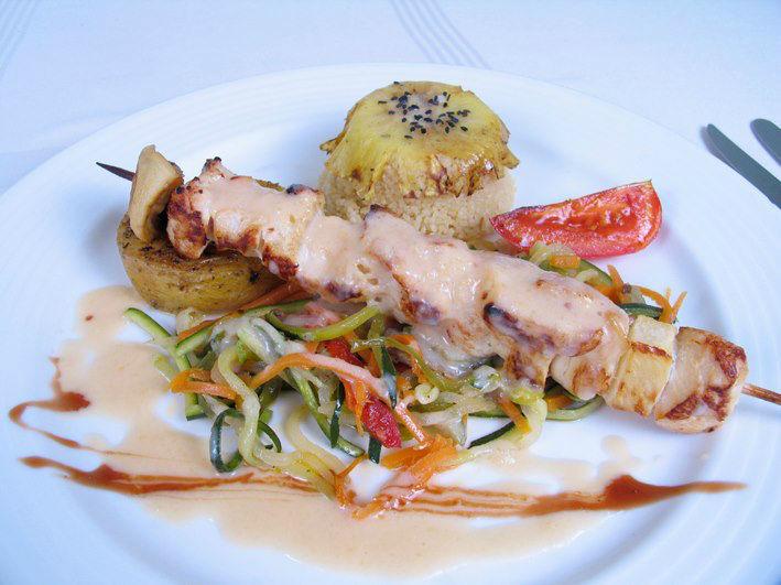 Restaurante El Chaparral