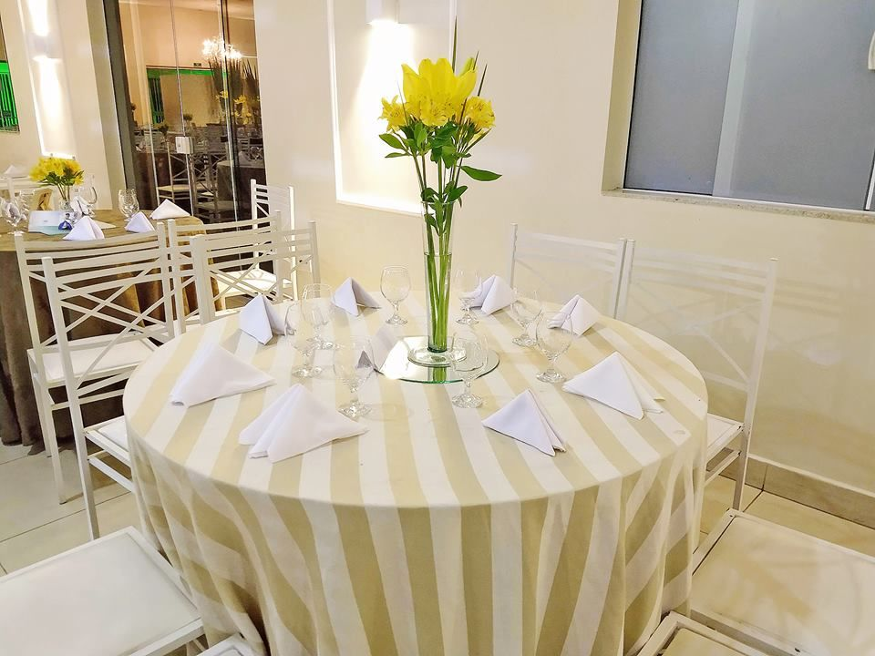 Luciana Portioli Buffet & Eventos