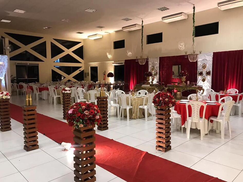 Salão de Festas Sonho Perfeito