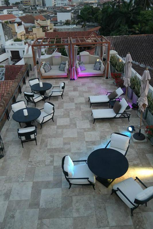 Bastión Luxury Hotel