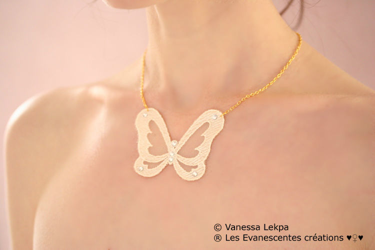 Vanessa Lekpa - Bijoux