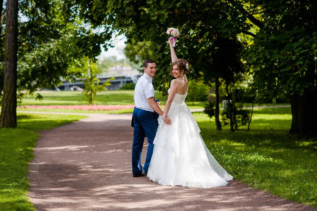 Свадебный Фотограф Марина Константинова