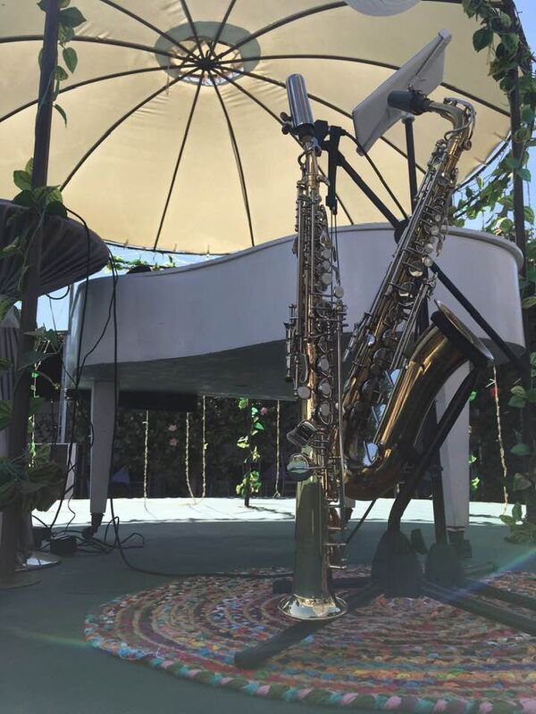 Música  en Vivo, Saxofonista - James Zanetta - Arica