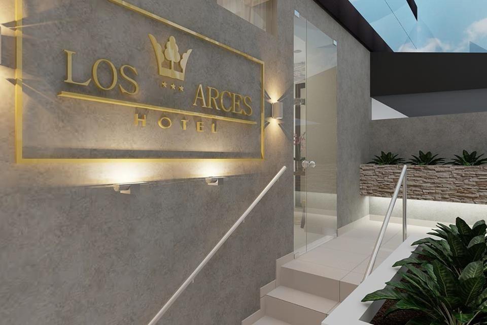 Los Arces Hotel