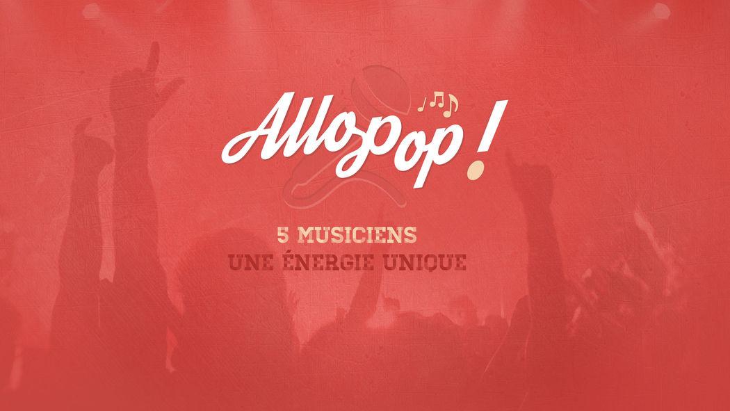 Allo Pop! Musiciens et DJs professionnels de Mariage