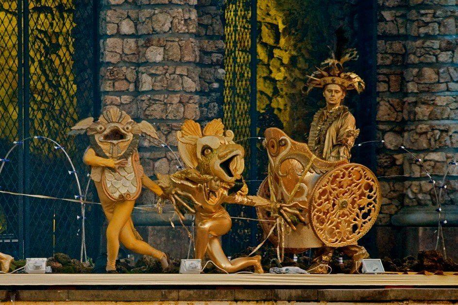 Театр огня Vasana