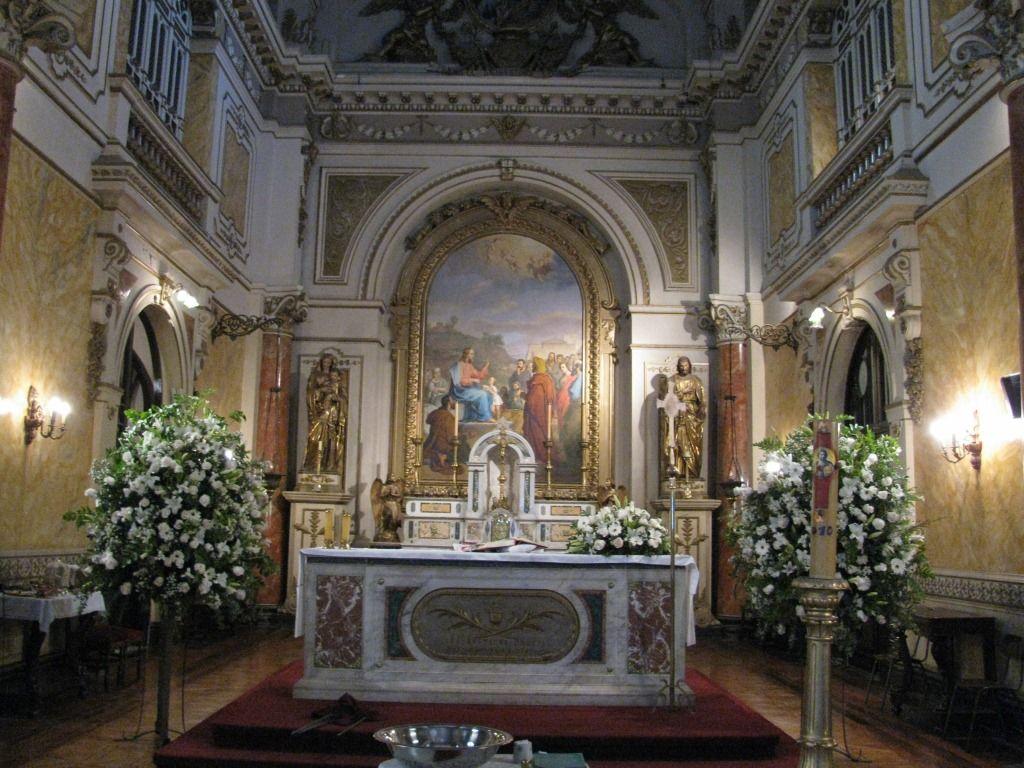 Iglesia Ángeles Custodios