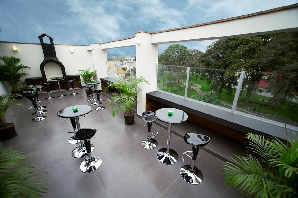 El Angolo Hotel Lima San Isidro