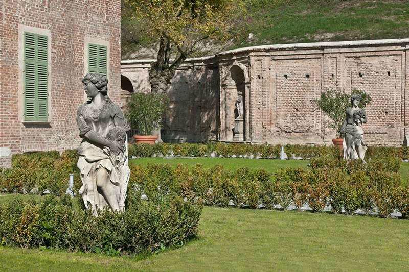 Villa Bria - Giardini