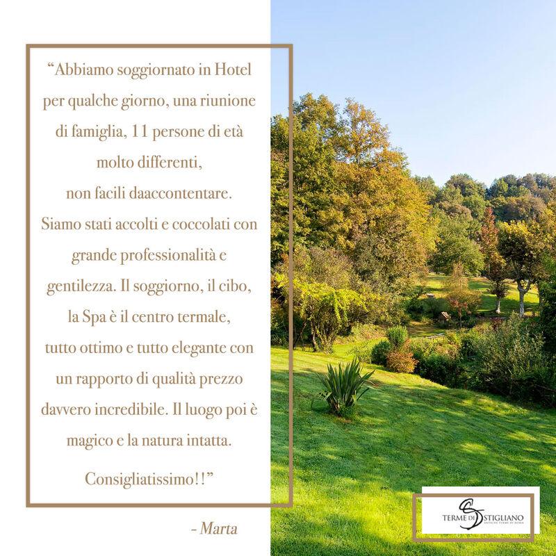 Terme di Stigliano - Ristorante Ninfeo