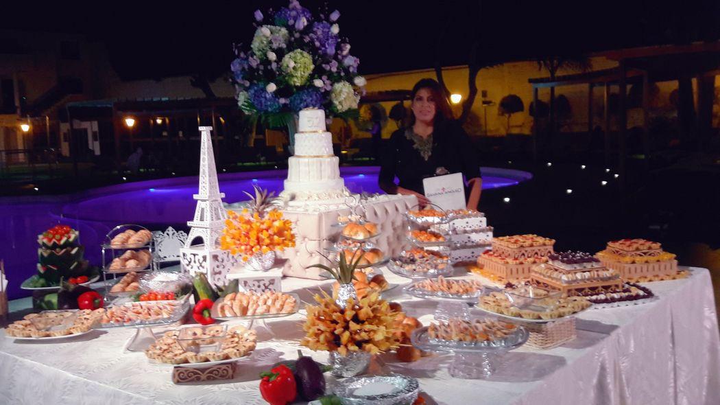 Silvana Angulo Wedding Planner