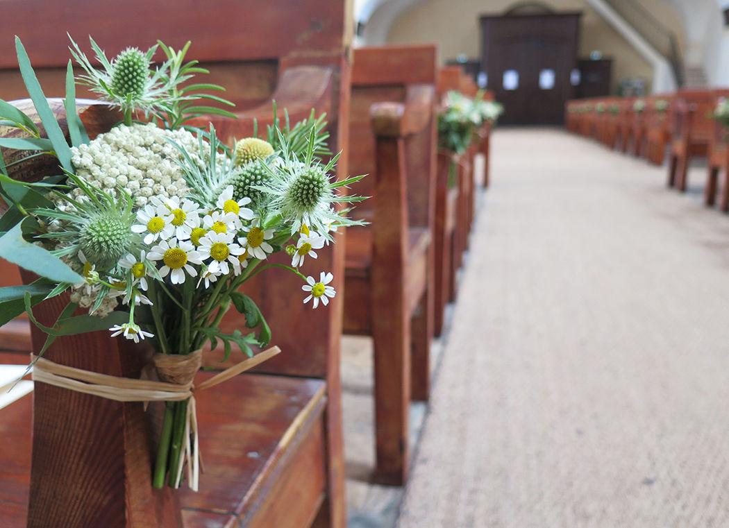 Herbes Fauves - Bout de banc champêtre