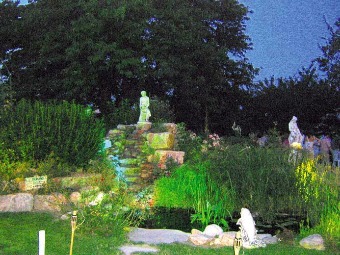 Le Jardin du Château de Blaceret Roy