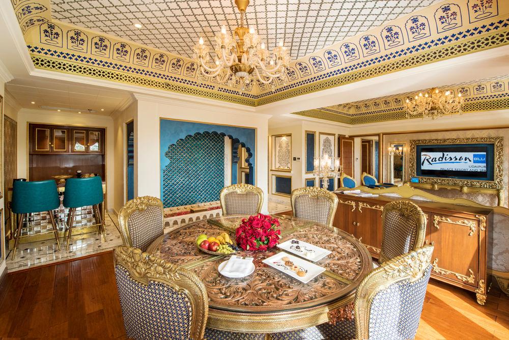Radisson Blu Udaipur Palace Resort & Spa