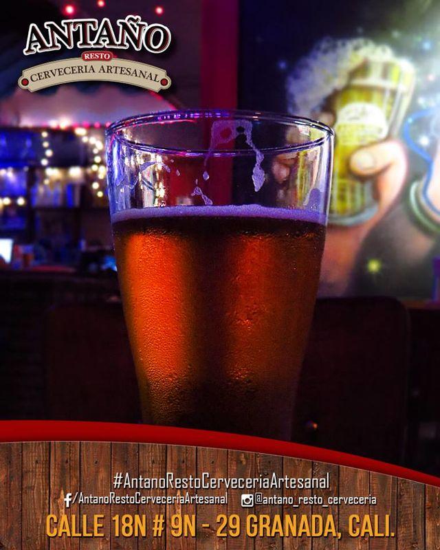 Antaño Resto Cervecería Artesanal