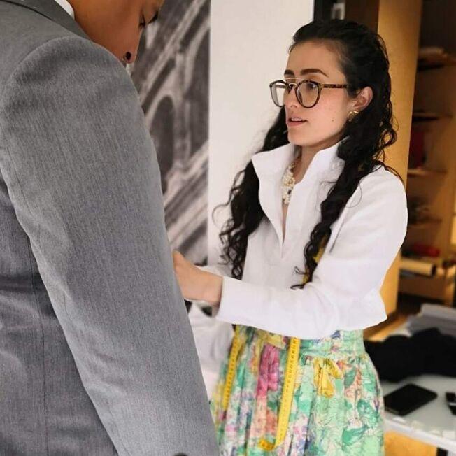 Paula Osorio Tailored