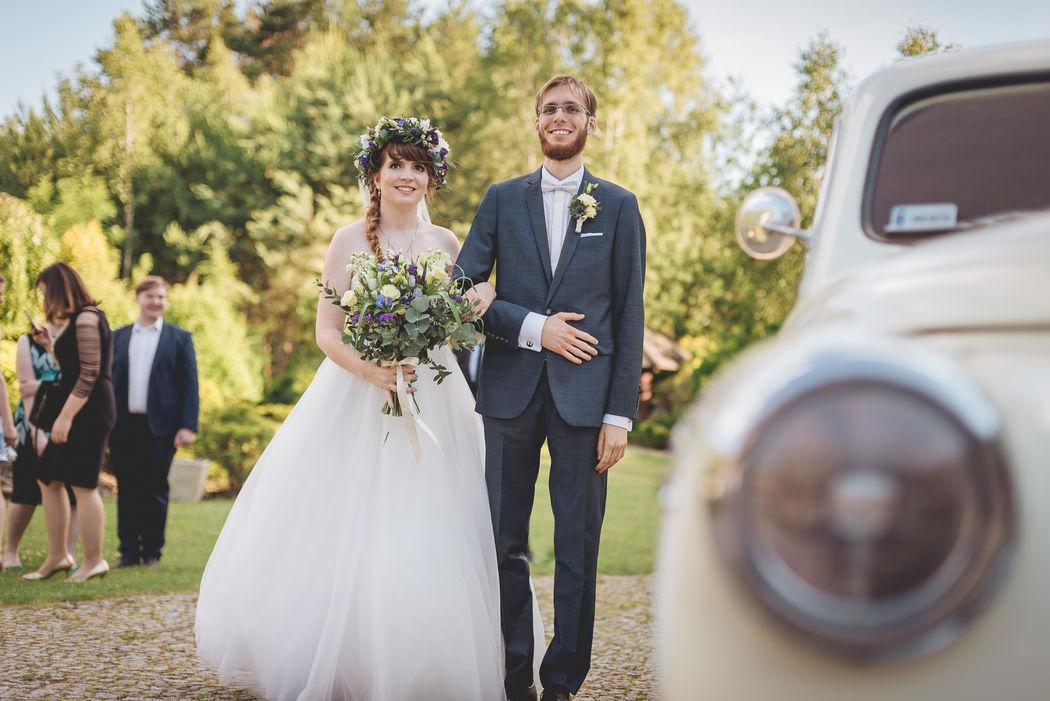Paulina i Tomasz - Duet Fotografów - Reportaż Ślubny