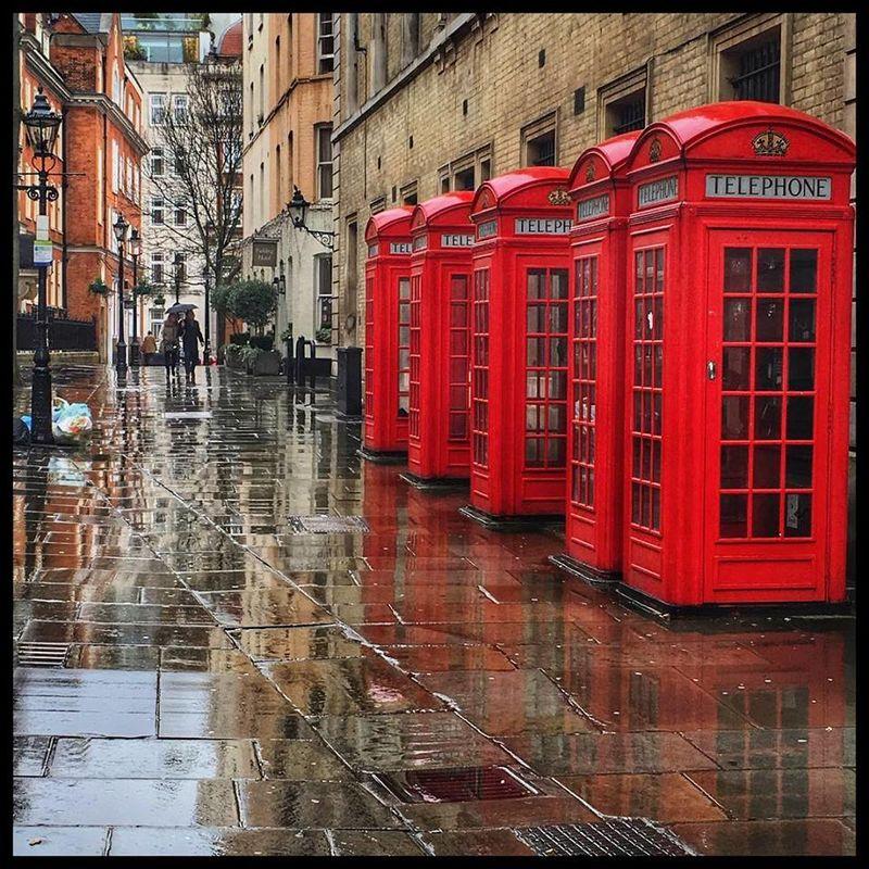 Londres by Rodrigo Garza - ®