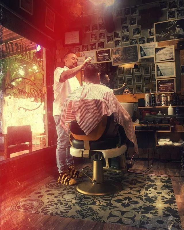 Barbería Room 78