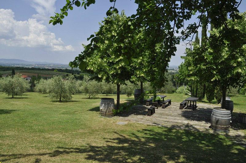 Il parco, Castel Bigozzi