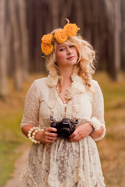 Fotografin Lisbeth