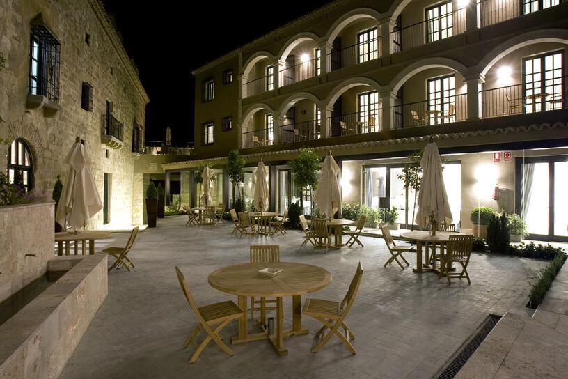 Hotel palacio de Mengíbar
