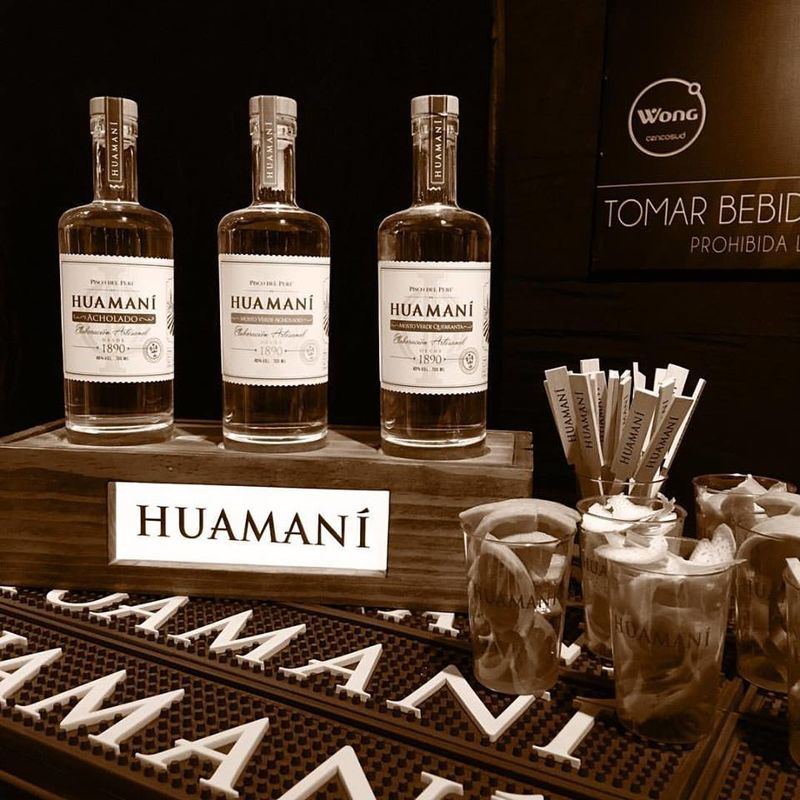 Pisco Huamaní