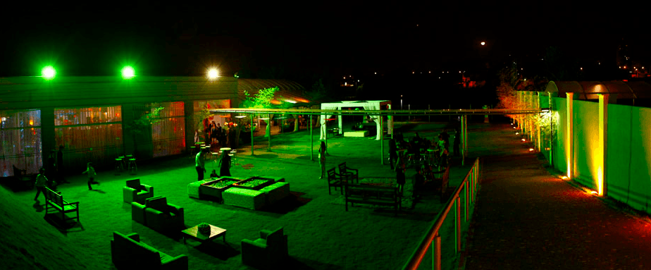 Green Place Festas e Eventos