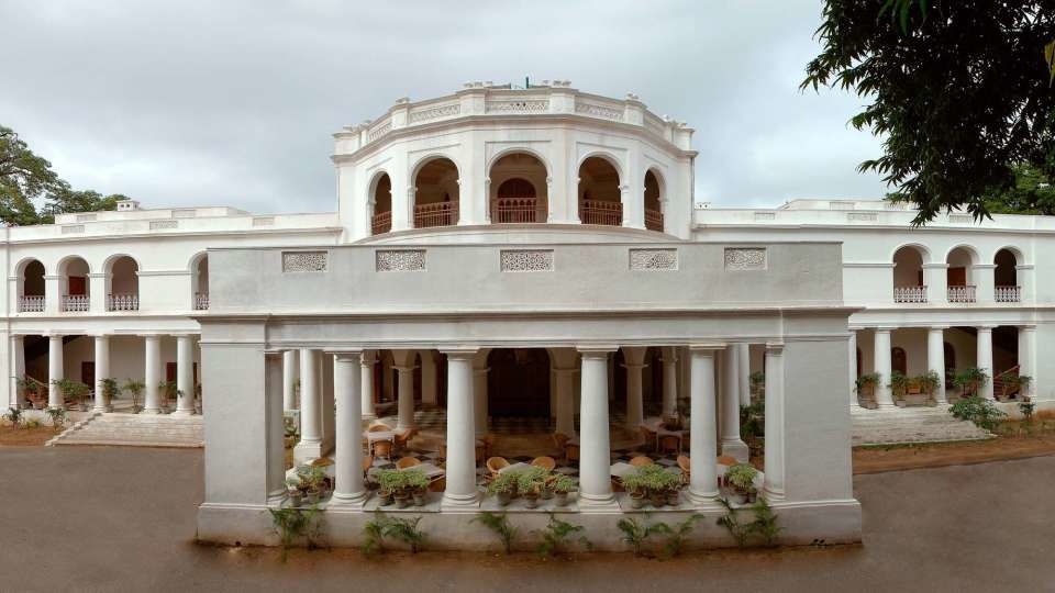 Neemrana The Baradari Palace