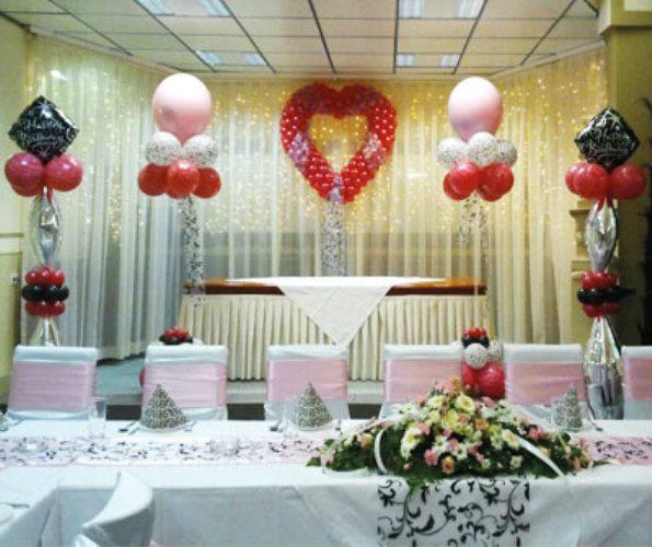 Beispiel: Gestalten Sie Ihr Hochzeitsfest, Foto: Erlebnis Dekoration.