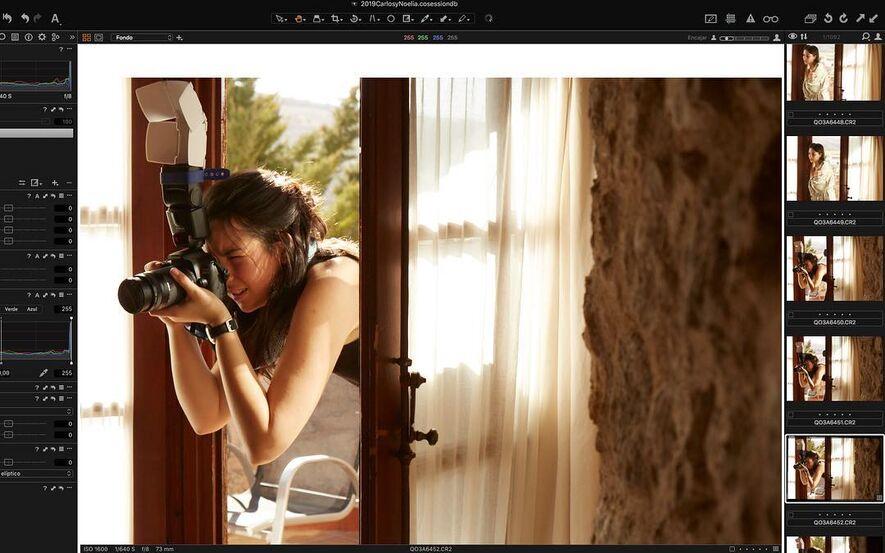 Cecilia Bayonas fotografía