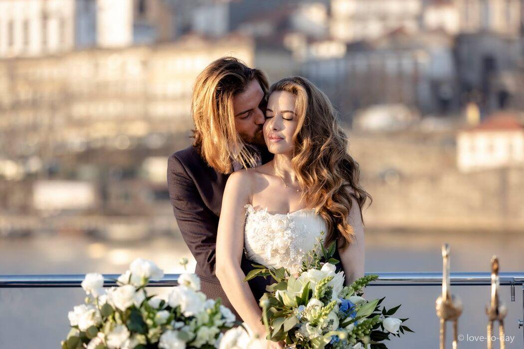 Douro Wedding - Casamento no Barco