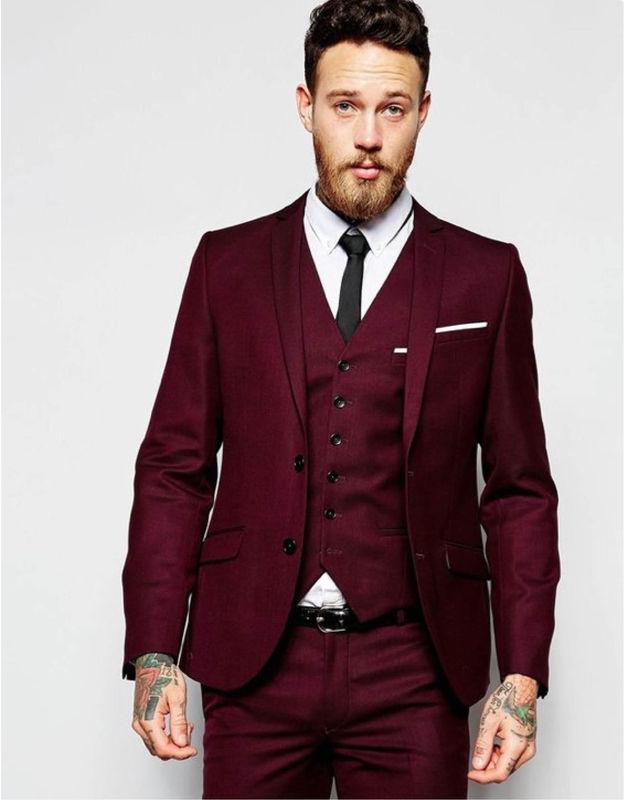 Suits at Sea   Trouwpakken