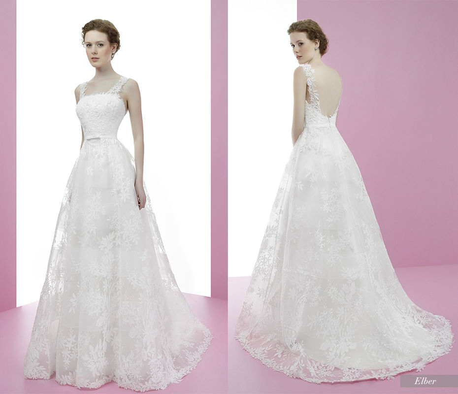 Elber, Miquel Suay Bridal Collection 2016