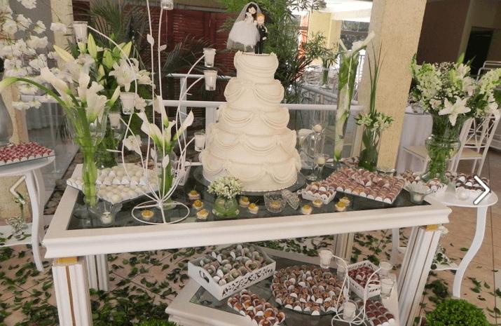 Buffet Serra Dos Cristais