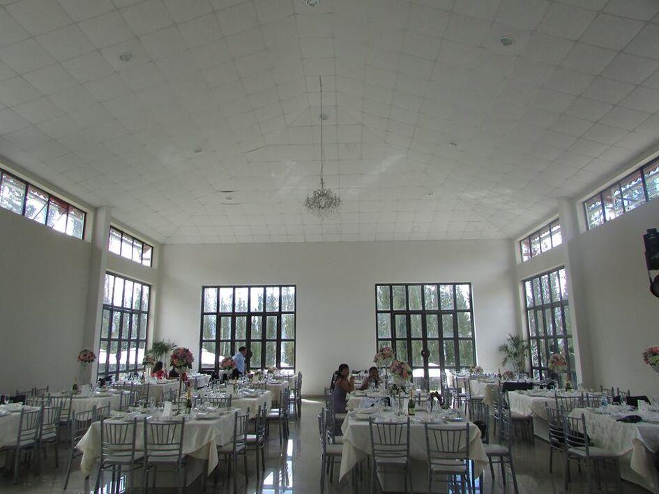 Centro de Convenciones El Bosque