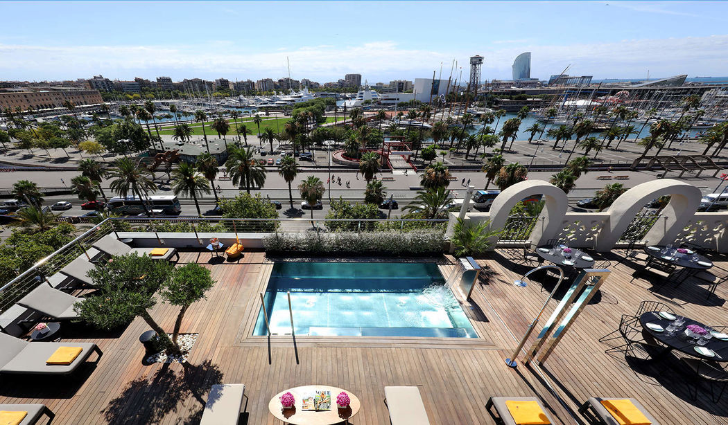 The Serras Barcelona Luxury Boutique Hotel