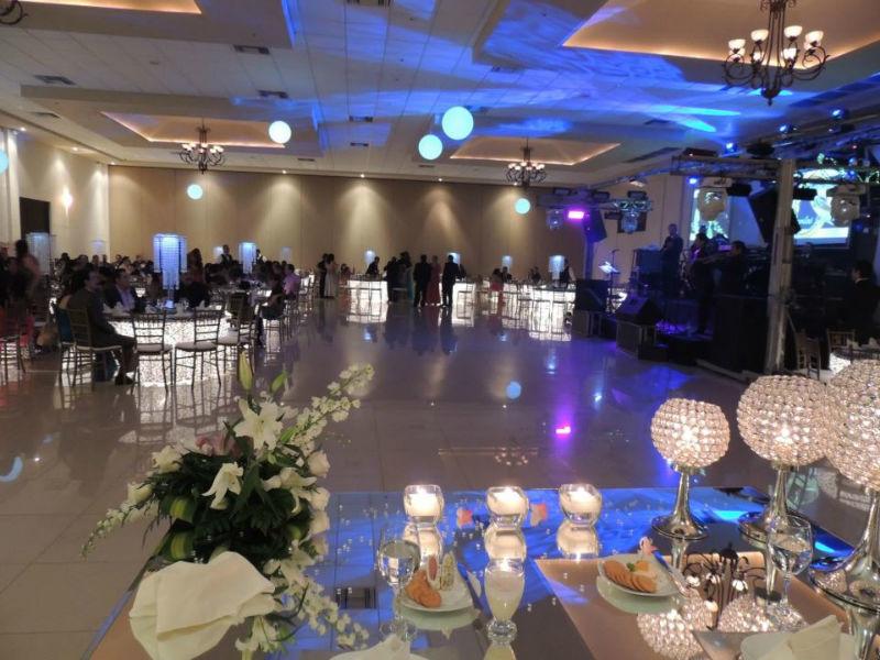 La fontana bodas for Actividades de salon