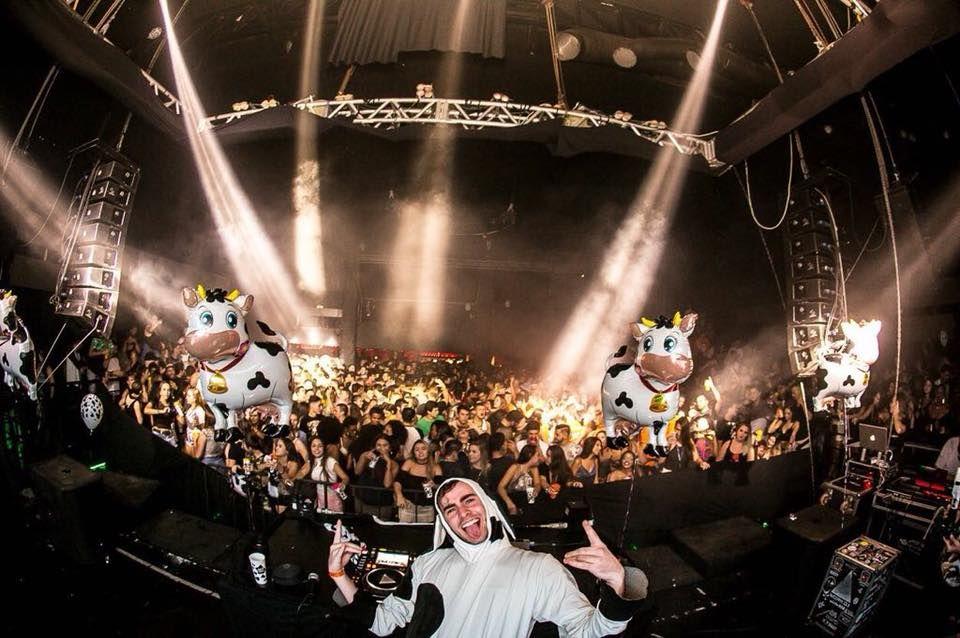 DJ Meu Nome é Vaca