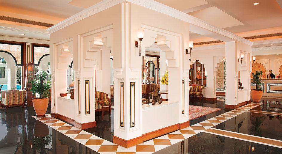 Trident Hotel Jaipur