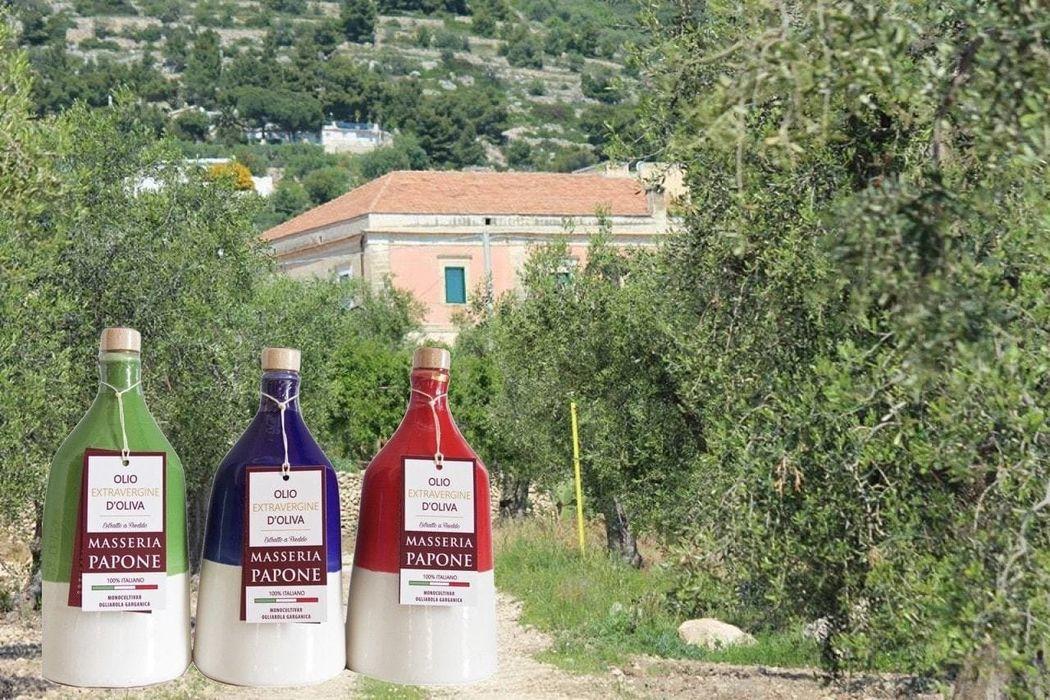Bomboniere Masseria Papone