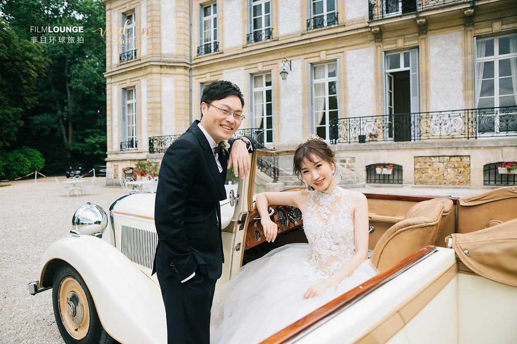 Wed'in Paris