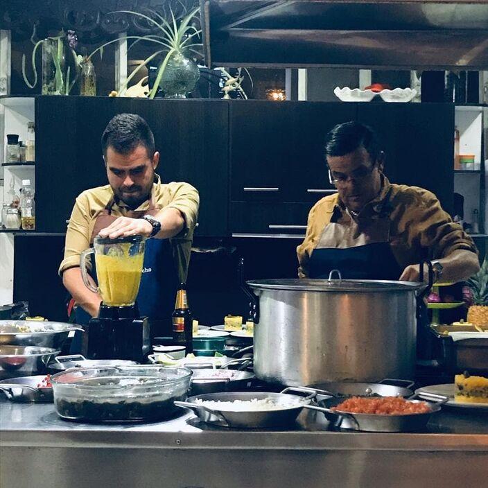 Entremares La Cocina de Nacho