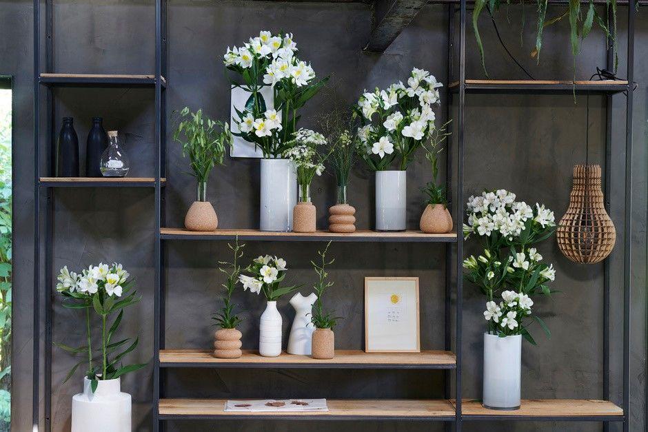 Mil-hojas floristería pastelería