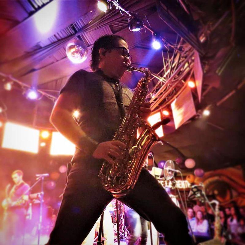 Juanito Rivera Saxofonista