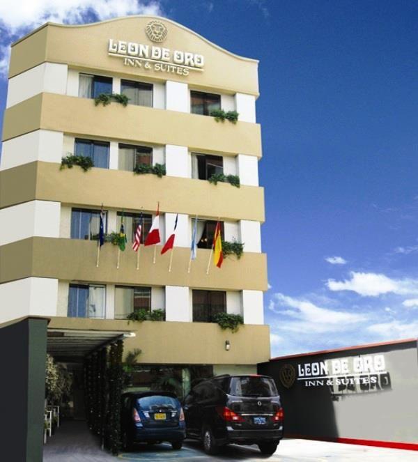 Hotel Boutique León de Oro