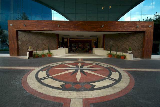 Crowne Plaza Hotel de México. Salones. México,DF.